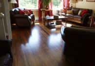 Finished fir flooring refinish with stain - 2015-04-27 at 09-37-31