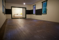 Local Landmark, Alba Schoolhouse fir flooring, before - 2010-12-20 at 11-52-22